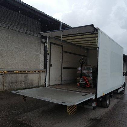 Regulāro kravu piegāde