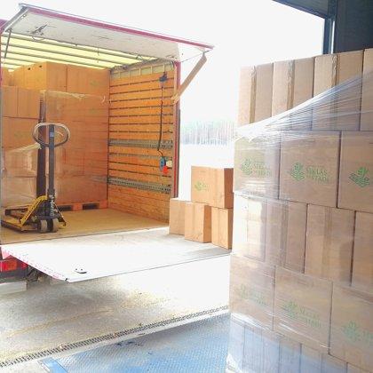 Stādu piegāde no LVM Strenču kokaudzētavas