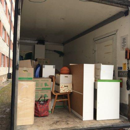 Mēbeļu pārvešana uz jauno dzīvokli
